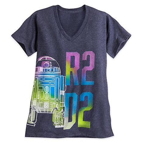 Star Wars: Das Erwachen der Macht - R2-D2 T-Shirt für Damen