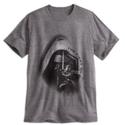 T-shirt pour hommes Kylo Ren, Star Wars : Le Réveil de la Force