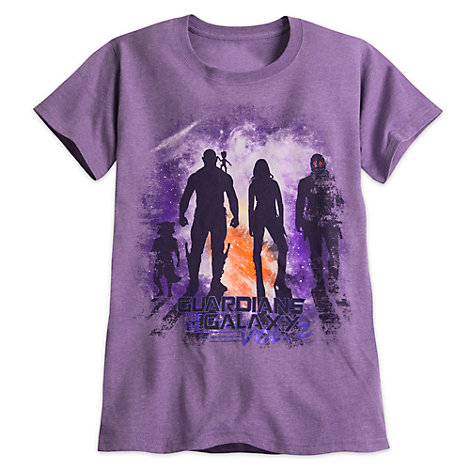 Guardians of the Galaxy Vol. 2 Ladies' T-Shirt