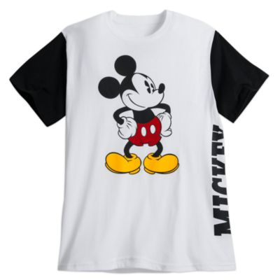 Camiseta Mickey Mouse para hombre