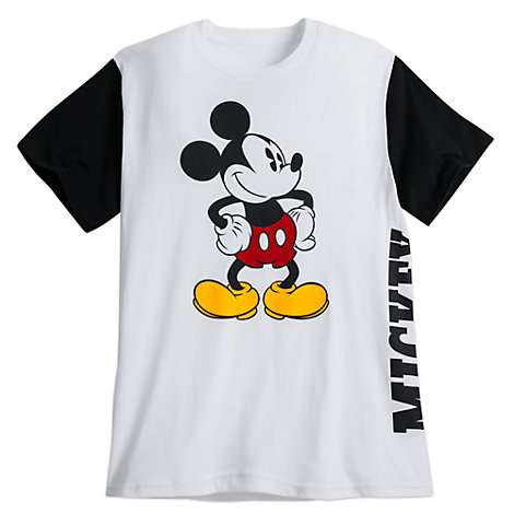 T-shirt Mickey Mouse pour hommes