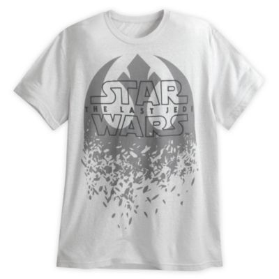 Star Wars: The Last Jedi t-shirt i herrstorlek