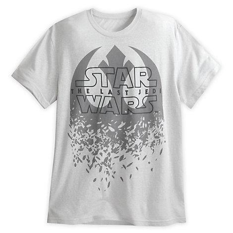 Camiseta Star Wars: Los últimos Jedi para hombre