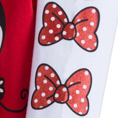 Minnie Mouse Cutesy Long Sleeve Top For Kids