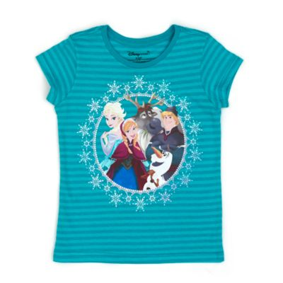 Frozen Cast T-Shirt For Kids