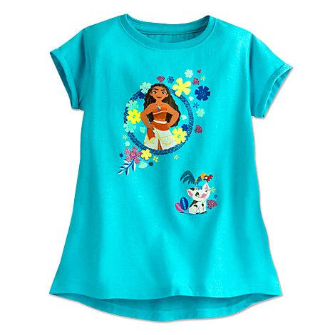 Maglietta bimbi Vaiana, Oceania