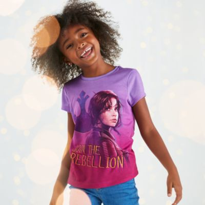 Rogue One: A Star Wars Story - Jyn Erso T-Shirt für Kinder