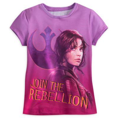 Jyn Erso T-shirt til børn, Rogue One: A Star Wars Story