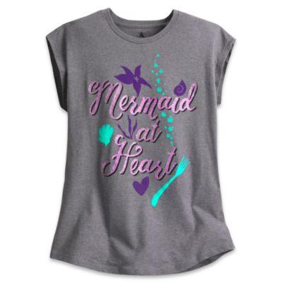 T-shirt La Petite Sirène pour enfants