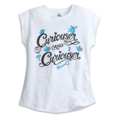 Alice i Underlandet t-shirt för barn