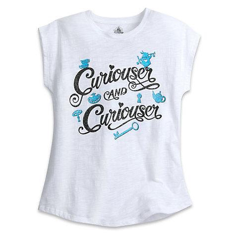 Alice im Wunderland - T-Shirt für Kinder