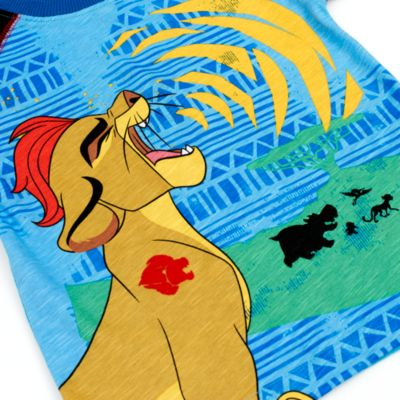 Camiseta infantil manga larga La Guardia del León