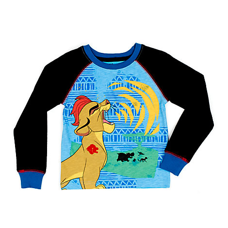 Maglietta bimbi a manica lunga The Lion Guard