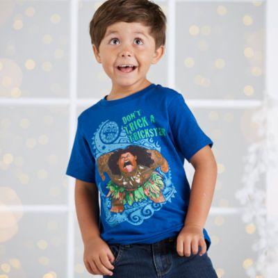 Camiseta infantil Maui, Vaiana