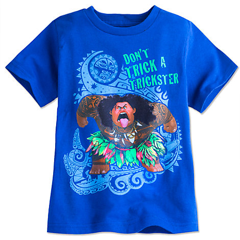 Maui T-Shirt for Kids, Moana