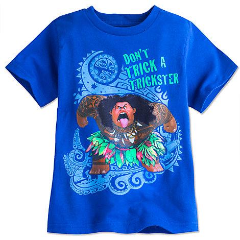 Vaiana - Maui T-Shirt für Kinder