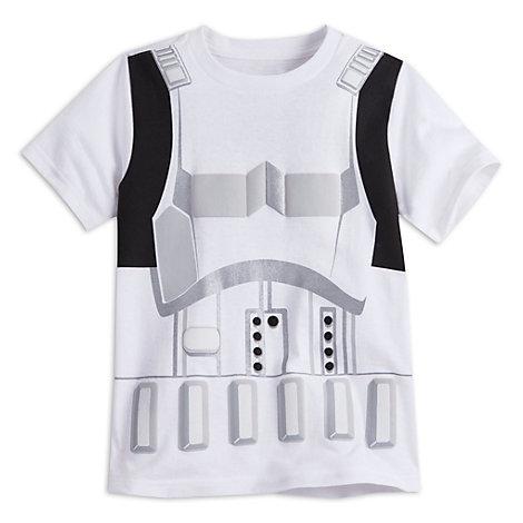Star Wars: The Force Awakens Storm Trooper T-Shirt For Kids