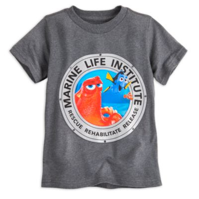 Find Dory Marine Life Institute T-shirt
