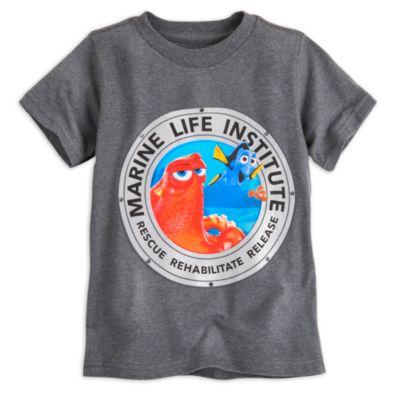 Maglietta bimbi Marine Life Institute, Alla Ricerca di Dory