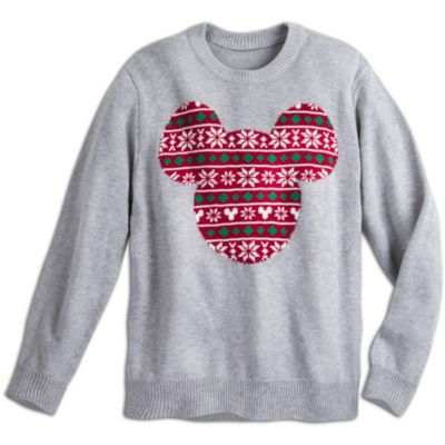 Maglione natalizio uomo Topolino
