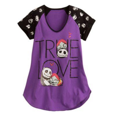 Nightmare Before Christmas - Disney Tsum Tsum T-Shirt für Erwachsene