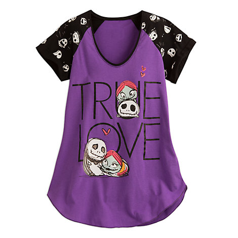 Nightmare Before Christmas Tsum Tsum T-shirt til voksne