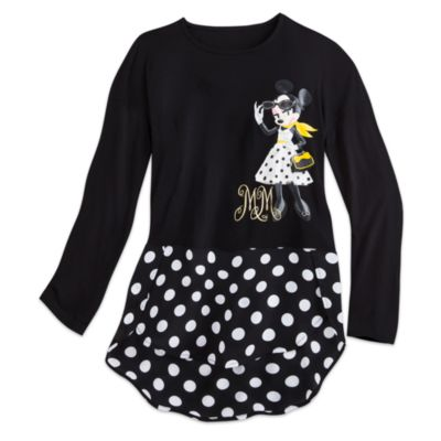Minnie Mouse Signature Top For Ladies