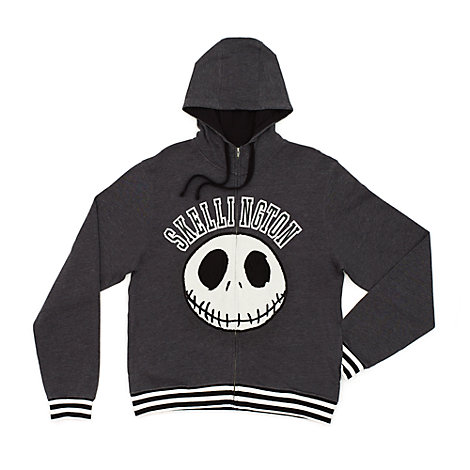 Jack Skellington Hooded Top For Men, The Nightmare Before Christmas