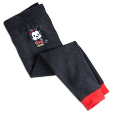 Minnie Mouse Fleece Tracksuit Bottoms For Kids
