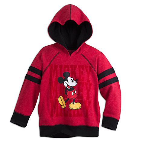 Mickey Mouse sweatshirt med hætte