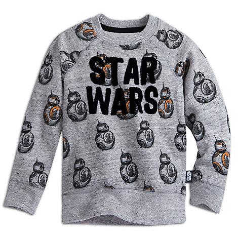 Haut en polaire BB-8 de Star Wars : Le Réveil de la Force pour enfants