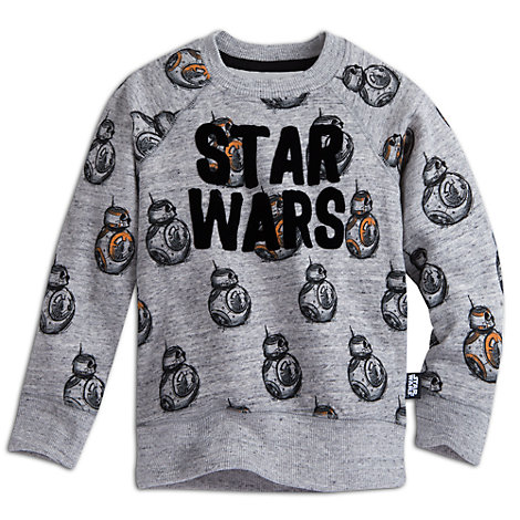 Star Wars: The Force Awakens BB-8 Fleece Top For Kids