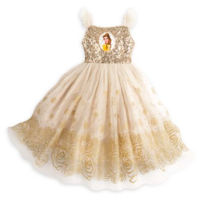 Belle Party Dress For Kids
