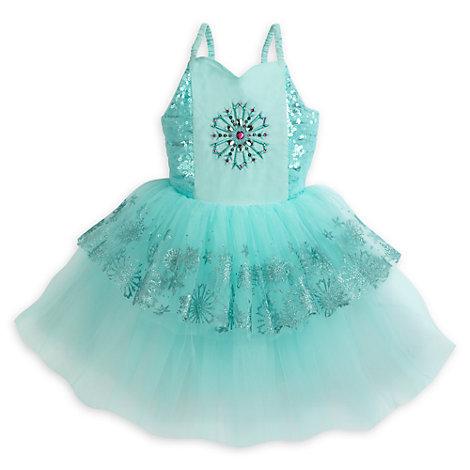 Frost Premium, leotard med ballerinakjol för barn