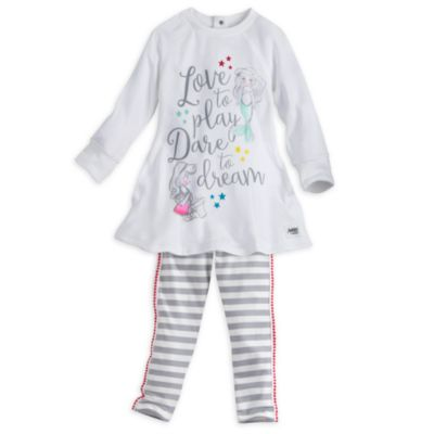 Ensemble legging, Collection Disney Animators pour enfants