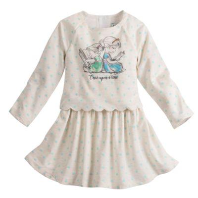 Disney Animators Collection - Die Eiskönigin - völlig unverfroren Kleid für Kinder