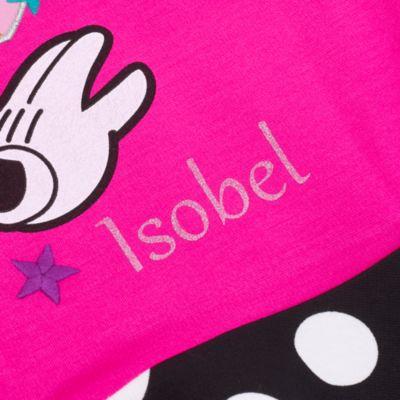 Robe Minnie Mouse à pois pour enfants