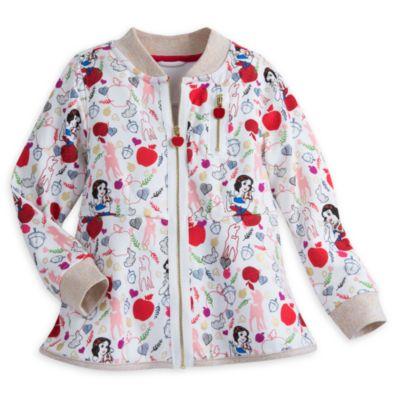 Veste en molleton Blanche Neige pour enfants