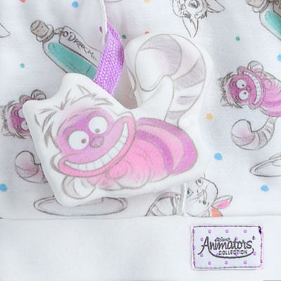 Alice In Wonderland Hooded  Sweatshirt For Kids, Disney Animators' Collection