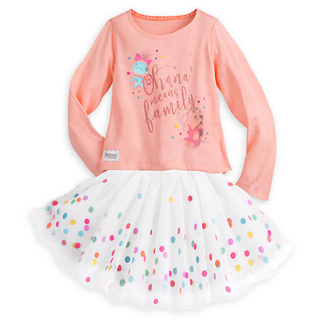 Lilo and Stitch Top and Skirt Set, Disney Animators' Collection