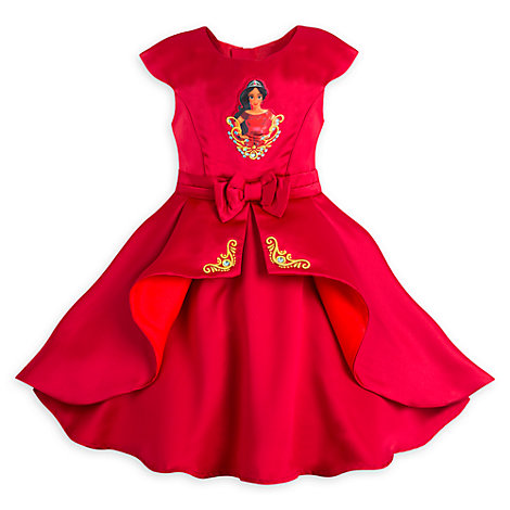 Elena Of Avalor Party Dress For Kids