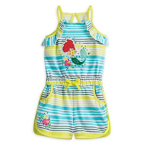 The Little Mermaid Onesie For Kids