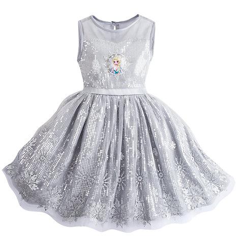 Vestito bimbi elegante Frozen - Il Regno di Ghiaccio