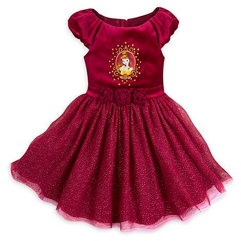 Vestido infantil fiesta Bella