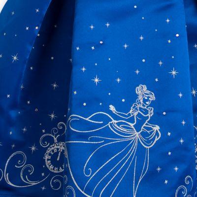 Vestito bimbi elegante Cenerentola