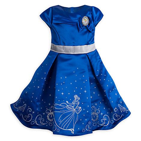 Vestido fiesta Cenicienta para niña