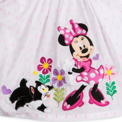 Minnie Mouse Sun Dress For Kids