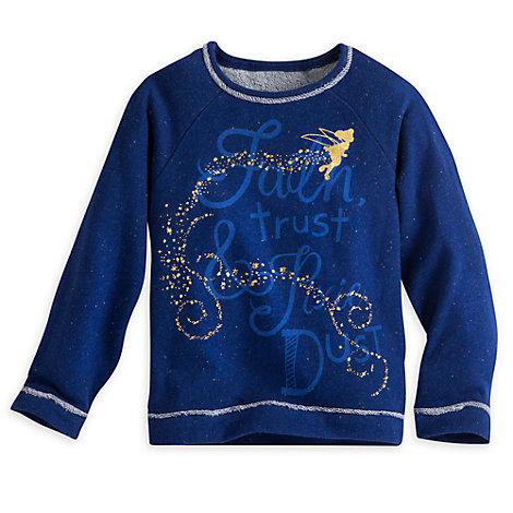 Sweatshirt Fée Clochette pour enfants