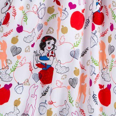 Snövit klänning