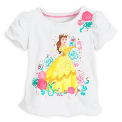 Belle-sæt med top og nederdel til børn